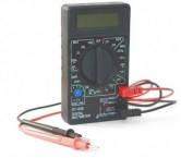 Мультиметр цифровой DT-838 со звуковым сигналом и термопарой