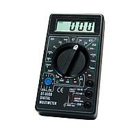 Мультиметр цифровой DT-830 без звукового сигнала