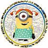 Миньоны 4 Вафельная картинка