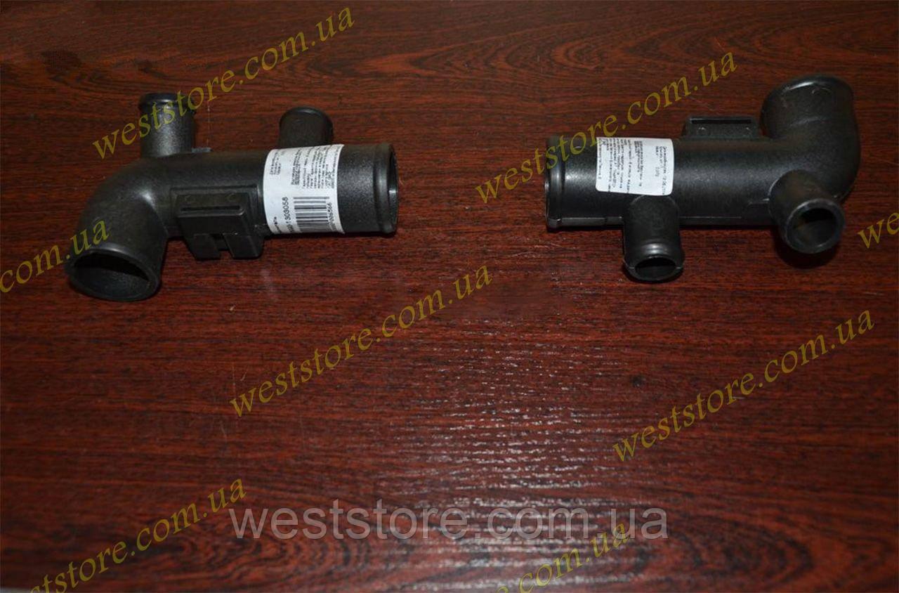Трубка тройник системы охлаждения пластик Ланос Lanos 1.4 TF6990-1303058