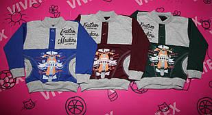 Детская рубашка-поло Егорка 2 двунитка