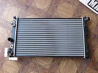 Радиатор охлаждения на Opel Vectra B 1.6-2.0 (Опель Вектра Б)