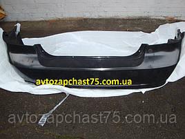 Бампер  Chevrolet Aveo задний, кузов T250,   2006-2008 года (Tempest, Тайвань)