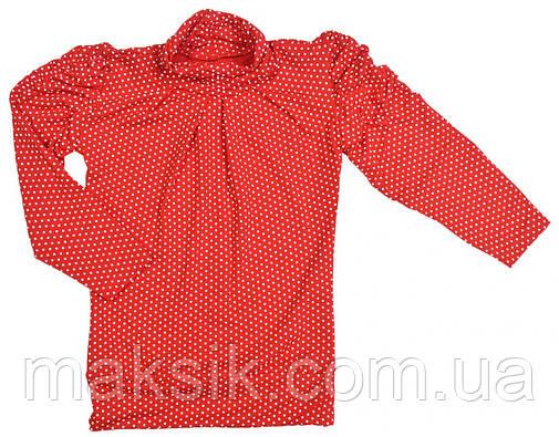 Гольфики для девочки с драпировкой р.98-116см, фото 2