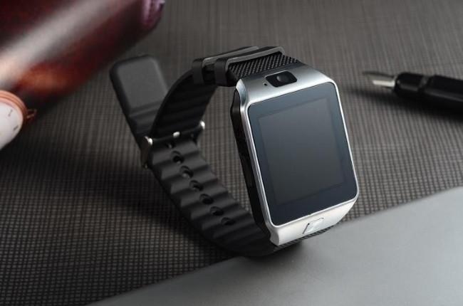 Умные часы Bluetooth Smart Watch DZ09 - Silver