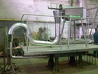 Линия ЛПСЗ для посола сырного зерна в потоке и другое оборудование для производства сыров