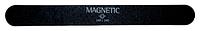 Пилка маникюрная на деревяной основе Magnetic 240/240 (черная)