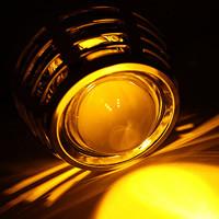 ЖЕЛТЫЕ Дьявольские Глазки для подсветки би-линз mini H1, G5 и других / Devil Eyes for Projector Lens (YELLOW)