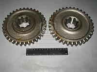 Шестерня 1-передачи и заднего хода ЮМЗ, Z=34 (производитель МЗШ) 36-1701112-А4