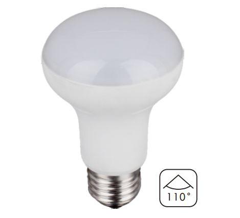 Світлодіодна лампочка грибок 7 Вт CRI90 2700К CIVILIGHT R63 KF40T7 7480