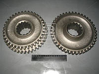 Шестерня 4- 5-передачи ЮМЗ, Zб=41 Zм=37 (производитель МЗШ) 40-1701055