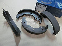 Колодки тормозные баробанного Таврия ЗАЗ 1102 (производитель Dafmi) DA110