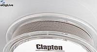 Clapton спираль, кантал 0,4 мм, поверх 0,2 мм цена за 15 см