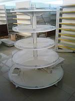 Изготовление торгового оборудования для  супермаркетов, продовольственных магазинов в Харькове