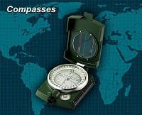 Туристический компас, жидкостный Grand Way TSC-68