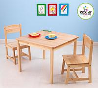 Детский стол со стульями KidKraft Aspen 21221
