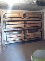 Ящик деревянный для овощей и фруктов