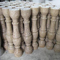 Балясины из мрамора, фото 1