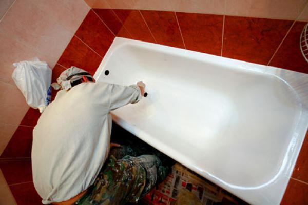 Акриловая ванна своими руками