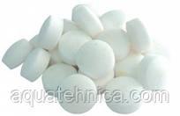 Соль таблетированная Экософт для хлораторов в бассейне 25кг