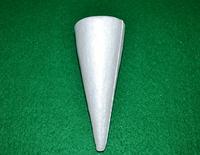 Конус з пінопласту 15 см 1500-13