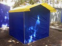Торговая палатка: 4х3м покрытие Оксфорд. Каркас с 20-той трубыеля, фото 3