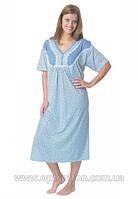 Женская ночная рубашка Sentina (ночнушка) Турция