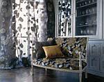 Декорирование интерьера текстилем