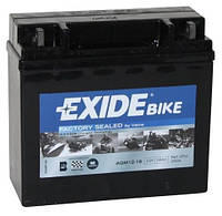 Мото аккумулятор EXIDE AGM 12-18