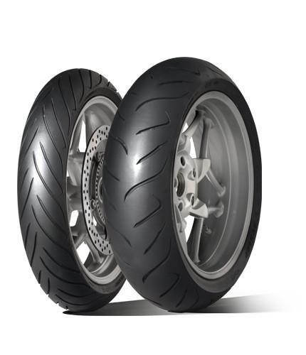 Мотошина Dunlop SPMax Roadsmart II 180/55ZR17 73W