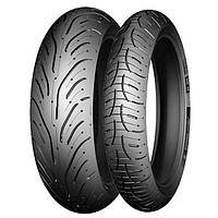 Шина мото MICHELIN PILOT ROAD 4 120/70ZR17 58W