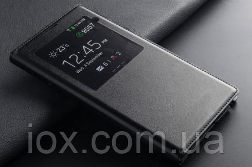 Черный чехол-книжечка для Samsung Galaxy A5, фото 1
