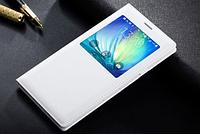 Белый чехол-книжечка для Samsung Galaxy A5