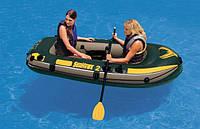 Лодка надувная двухместная Intex 68346
