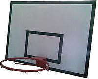 Баскетбольный щит металлический - 0,8м. х1,0м. БМ-100, фото 1