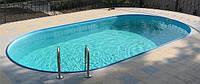Сборно каркасный бассейн овальный Summer Fun 3,20х5,25х1,20 м