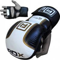 Перчатки ММА, тренировочные битки RDX GOLD, фото 1