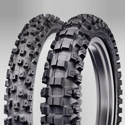 Мотошина Dunlop GEOMAX MX52 100/90-19 57M TT