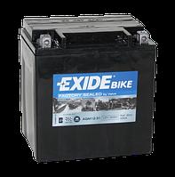 Мото аккумулятор EXIDE AGM 12-31