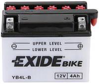 Мото аккумулятор EXIDE YB4L-B