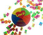 Жвачки Love is в деревянной коробочке