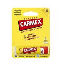 Бальзам для губ - Carmex Lip Balm Stick SPF 15