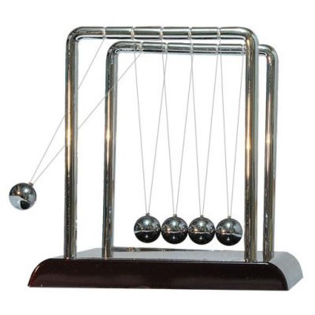 Необычная идея подарка Шары Нютона