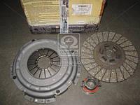 Сцепление ( комплект) ( корзины+диск 130 б/асб+ выжимноймуфта) ЗИЛ (производитель ТРИАЛ) 130-1601090