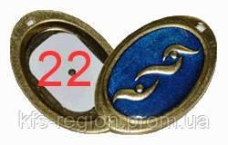КФС Кулон 22 БУК (21 — 22.12 — зимнее солнцестояние)