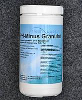 Химия для бассейна FreshPool   средство для снижения уровня pH в гранулах (1,5 кг)