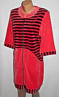 Велюровый халат качественный женский, фото 1