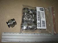Соединитель аварийный металлический ( наружный резьба) M22x1.5 d-12 трубки ПВХ  02.210.7035.120