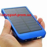 Солнечная зарядка 2600mAh Solar Power Emergency Charger for iPhone, фото 1