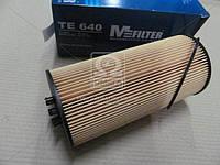 Фильтр масляный MB Axor I, Axor II,EVOBUS (производитель M-filter) TE640